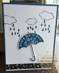 StampinUp's My Hero stamp set, which benefits Ronald McDonald House Charities