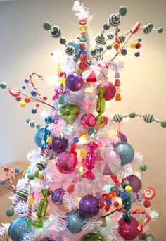 Pretty tree idea