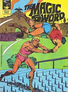 Indrajal Comics-393: Flash Gordon:The Magic Sword (1981)