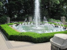 out back Out Back, Fountain, Castle, Outdoor Decor, Home Decor, Water Fountains, Interior Design, Home Interior Design, Palace