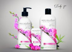 Body Creations Daily Spa on Packaging of the World - Creative Package Design Gallery