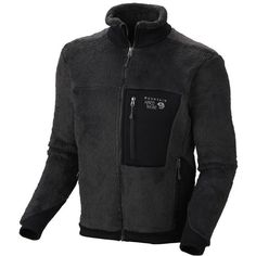 The softest men's jacket you've ever felt. I love mine. Monkey Man Jacket by Mountain Hardware