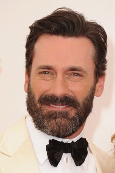 John Hamm's epic 2013 Emmy beard