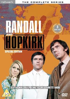 randall and hopkirk deceased tv - Google Search