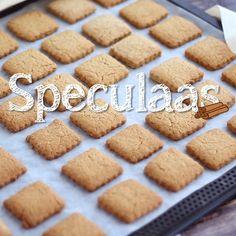 Speculaas Cookie Recipe, Biscoff Cookies, Cookie Recipes, Diet Recipes, Dessert Recipes, Desserts, Awesome Food, Good Food, Yummy Food