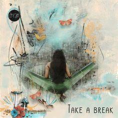 Kit: Life's little pleasures Photo: Thanh Tran via Unsplash Take A Break, Kit, Painting, Design, Painting Art, Paintings, Paint, Draw, Design Comics