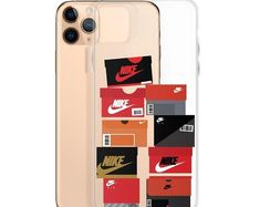 Sneaker Head Personalized iPhone Case