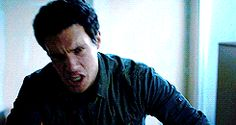 """""""No!"""" Jason screamed. he lunched himself at the mirror hanging on the wall, his fist extended. The mirror shattered with a crash. Jason collapsed onto the floor and broke into tears. """"Noo..."""" He sobbed."""