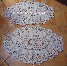 Tricotando com a Carla: Tapete Croche