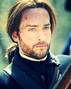"Tom Mison as Ichabod Crane in ""Sleepy Hollow"" on FOX."