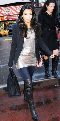 Out in New York, December 08, 2009