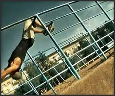 Out of Time: Parkour Video