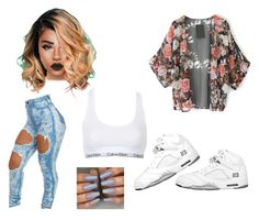 """"""".."""" by aaliyahjohnson5 ❤ liked on Polyvore featuring Topshop"""