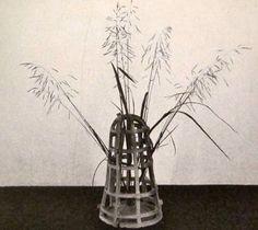 Isamu noguchi, cage vase