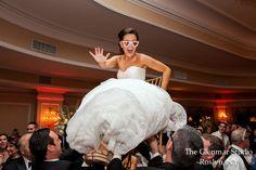www.glenmarstudio.com #glenmarstudio #weddingphotographers #reception #bride #hora #party