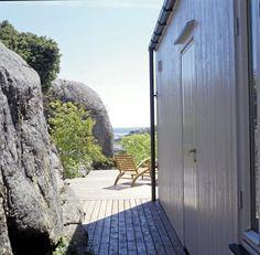 Denne hytta er lirket på plass