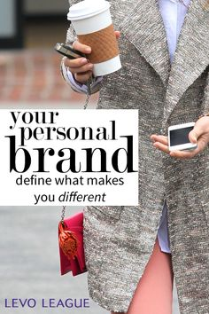 Defining Your Personal Brand // Levo League