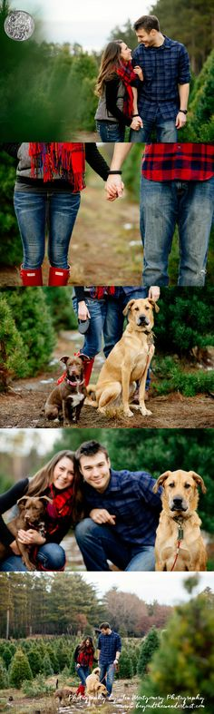 Christmas Engagement Pictures >> What to wear for winter engagement pictures