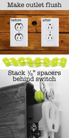 Easy Electrical Outlet Cover Tip to Fix Mismatched Electrical