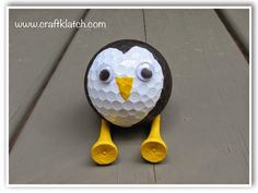 As you can imagine one of the most important parts of being a successful golf player is learning exactly how to swing and hit the ball correctly. If you have a poor golf swing, it can work against you dramatically and cause you numer Recycling, Diy Recycle, Wear Store, Craft Projects, Projects To Try, Craft Ideas, Craft Tutorials, Diy Ideas, Golfball