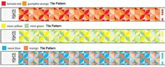 "New Tile Pattern 3/4"" Wristbands"