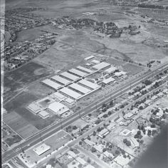 Various aerial views of Thousand Oaks High School, 1972. Knight # 566. Ventura County California, California Dreamin', School Places, Newbury Park, Westlake Village, View Source, Aerial View, Small Towns, Vintage Photos