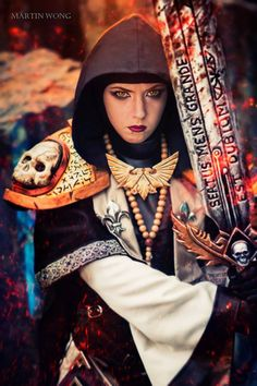 Warhammer 40K - Inquisitor - Inquisitor Cosplay Photo - Cure WorldCosplay