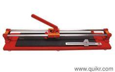 Tile cutter machine double rod - Chennai