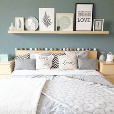 ideas for cozy bedroom teenager Home Decor Bedroom, Home Decor, Interior Design Bedroom Small, Bedroom Inspirations, Small Room Decor, Room Decor, Room Decor Bedroom, Bedroom Colors, Interior Design Bedroom