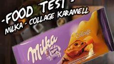 Milka Collage Karamell Food Review #milka #karamell #schokolade #foodreview #foodblog  #blog #deutsch #youtuber #blogger #angeschmeckt #Geschmack #Kuh #Foodfam #review
