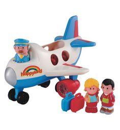 ELC HappyLand Jumbo Jet
