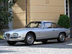 Alfa Romeo 2600 Sprint Zagato 1965.