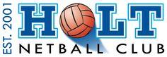 Holt Netball Club logo