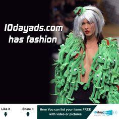 10dayads.com has Fashion #FashionAds #OnlineFashionAdsPosting #FashionAdsPosting #FreeFashionAdsPosting
