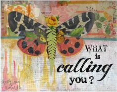 Everyone has a #calling , what is yours?  If you need help figuring out what it is, here are a few ideas to get you started...  http://www.vibrantlivingproject.com/what-is-calling-you/