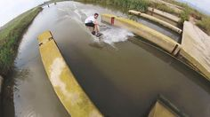 1 week of travel and wakeskate around Catalonia with Leo Labadens. Edit by GroundFilms   #wakeskate