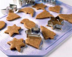 Recetas de Navidad para Niños: Galletas caseras de Jengibre - Cocinar con niños - Recetas - Charhadas.com