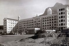 Groote Schuur Hospital, During Construction | by HiltonT