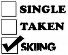 Twitter / SkiRacingMemes: Relationship status ...