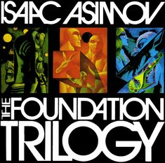 Did you know you can listen to Asimov's whole Foundation Trilogy by the BBC, recorded in the 1970s, for FREE on Spotify?