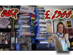 Over £2500 worth of PS4 Games!! (TheGebs24)