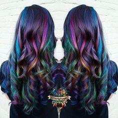 galaxy hair                                                       …: