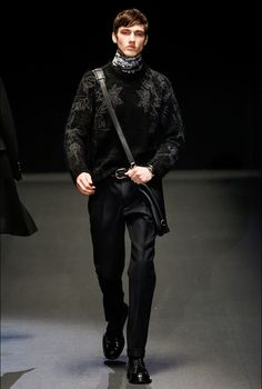 Gucci Menswear Fall 2013