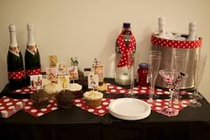 Pin-Up themed Bachelorette Party