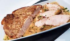 Découvrez la recette Rouelle de porc à la moutarde en images ! Pas cher, Porc et plus encore... Aimer cuisiner, sans être un grand chef avec des recettes faciles, originales et authentiques. A déguster et partager !