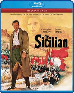 Amazon.com: The Sicilian (Director's Cut) [Blu-ray]: Christopher Lambert, Terence Stamp, John Turturro, Michael Cimino: Movies & TV
