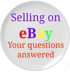 Selling on eBay - Your questions answered....