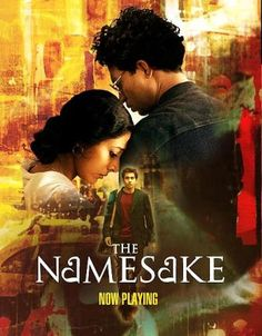 Poster Of English Movie The Namesake (2006) Free Download Full New English Movie Watch Online At …::: Exclusive On All-Free-Download-4u.Com Team :::…