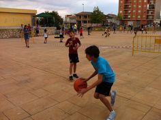 Festa del Bàsquet al Parc Beat Ferreres (26-6-2014). 19