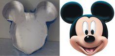 Molde Mickey Mouse 2 - 3 lbs